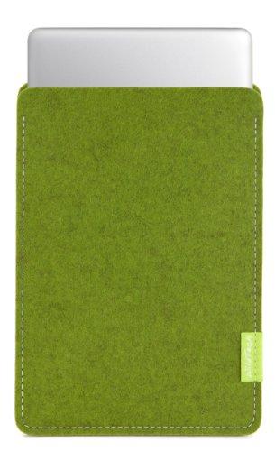 'WildTech–Funda para Lenovo Yoga 710(14) funda bolsa de auténtica Fieltro–17colores (fabricado a mano en Alemania)