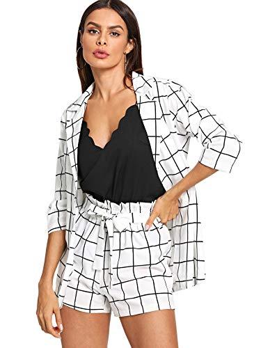 Conjunto 2 Piezas Mujer Vestir  marca SheIn