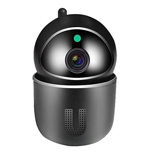 TOOGOO 1080P CáMara IP WiFi Auto Seguimiento CáMara de Vigilancia Seguridad para el Hogar InaláMbrico Al Aire Libre CáMara CCTV Monitor de Bebé