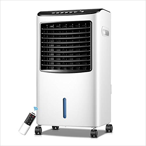 AI LI WEI Acondicionador de Aire, Móvil, Sin Tubo de Escape El Aire Acondicionado teledirigido Inteligente portátil, Solo refrigerador de Aire evaporativo frío se enfría