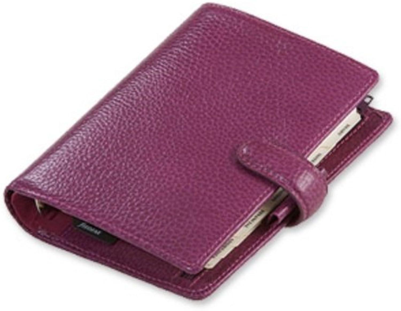 Filofax Finsbury Raspberry Pocket Organizer – ff-025342 B00PCJ0Z4U | Die Farbe ist sehr auffällig