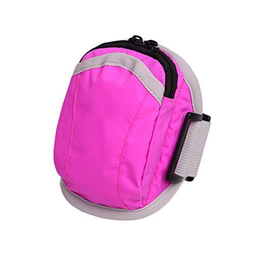 Running Sport Gym Keys Pouch Arm Wrist Bag Funda para iPhone 6 5S 5C 5 4S 4 Exquisitamente diseñado Duradero Precioso