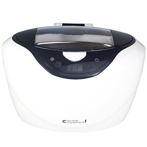 Ultraschallreinigungsgerät Ultra-Klar HOME - Ultraschallbad für Brille & Schmuck - Brillenreinigung für zu Hause
