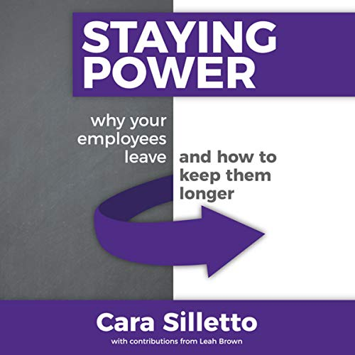 Staying Power audiobook cover art