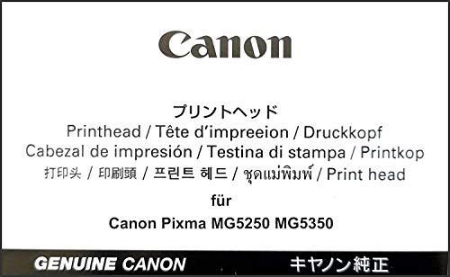 Original Druckkopf für folgende Drucker: Canon Pixma MG5250 MG5350