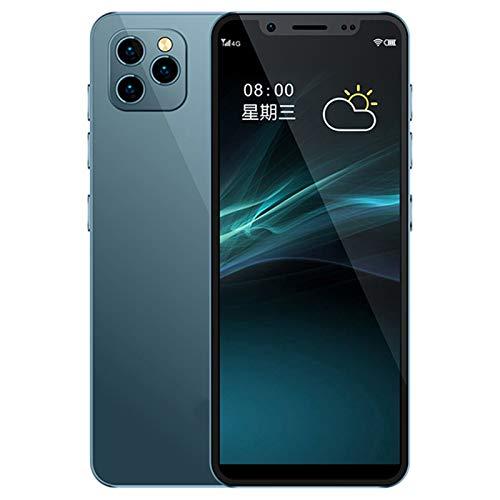 Teléfono Móvil Libre Baratos 4G, Android 9.0 Celulares Desbloqueados Smartphone Libres, 4.82' FHD+ Pantalla, 8MP + 13MP, 256GB Ampliable, Dual SIM [Clase de eficiencia energética A+++](3GB + 64GB)