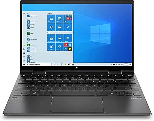 HP Envy X360 13-ay0004ns - Ordenador portátil de 13.3' FullHD (Ryzen 7-4700U, 16GB de RAM, 512GB SSD, Amd Radeon Integrated Graphics, Windows 10 ) Negro - teclado QWERTY Español