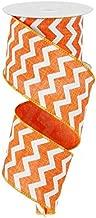 Best orange and white chevron ribbon Reviews