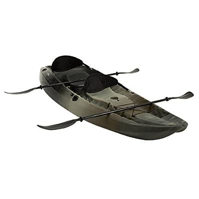 Lifetime Sport Fisher Single or Tandem Kayak