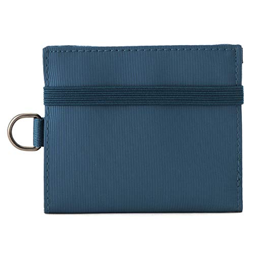 Muji Geldbörse, Polyester, Blau, Einheitsgröße