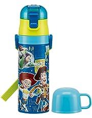 スケーター 子供用 2WAY ステンレス 水筒 コップ付き トイ・ストーリー 19 ディズニー 430ml SKDC4