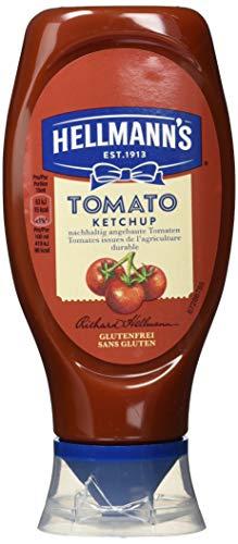 Hellmann's Tomato Ketchup fruchtig, tomatiger Geschmack 2er Pack (2 x 430ml)