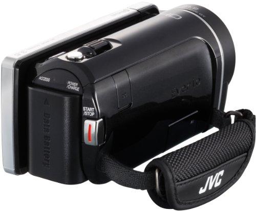 JVC GZ-HM960BEK Full HD Memory Camcorder with SDXC Card Slot (16GB Internal...