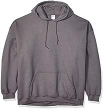Gildan mens Heavy Blend Fleece G18500 Hooded Sweatshirt, Charcoal, XX-Large US