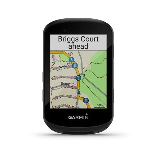 Garmin Edge 530, GPS Bike Computer Smart Unisex Adulto, Nero, Taglia unica