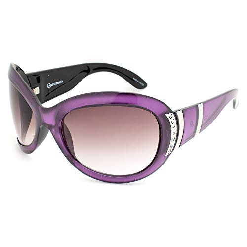 JV20-100115001 - Gafas de sol polarizadas para mujer JEE Vice, morado