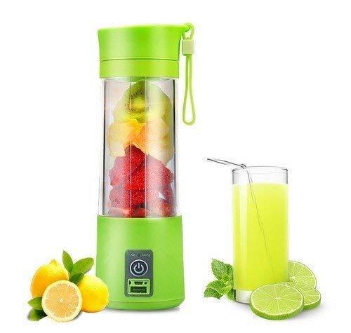 MAXXMON | Juice Blender Machine | USB juicer Bottle Blender Mixer | Fruit Juice Maker | Fruit juicer | Fruit juicer for Soft Fruits (Multicolor)