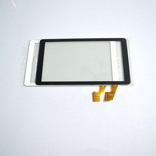 Negro Color EUTOPING  De Nuevo 10.1 Pulgadas Pantalla tactil Digital La sustitución de para Woxter QX 109 QX109