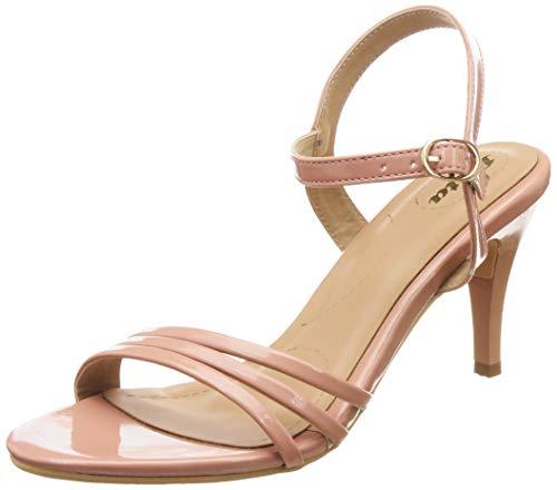 BATA Women Bette Pink Fashion Sandals-5 (7615039)