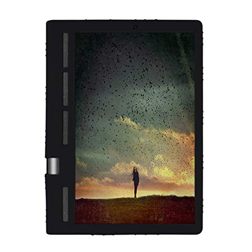 Meijunter YT3 X90F Funda   Peso Ligero Antideslizante Soporte Silicona Gel Caucho Funda para Lenovo Yoga Tab 3 Pro 10.1