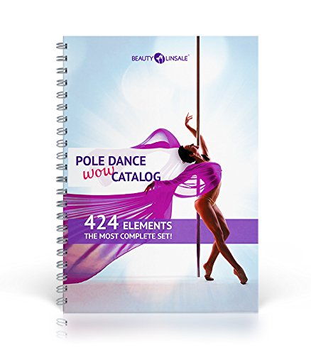 POLE DANCE WOW catalog. 424 elements. The most complete set!