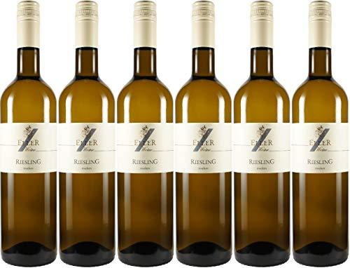Eller Riesling Auslese Orange Wine 2017 Trocken (6 x 0.75 l)