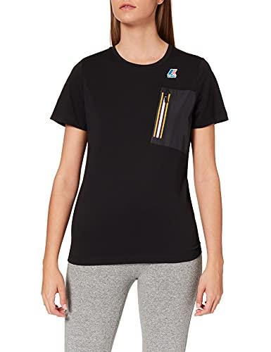 K-Way ISAIE T-Shirt, K02, XXXL Unisex-Adulto