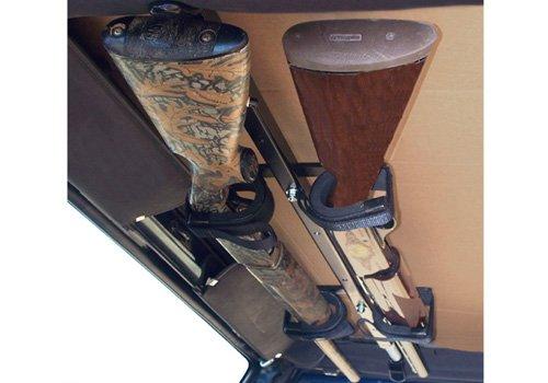 Great Day Jeep Wrangler Quick Draw Overhead Gun Rack -...