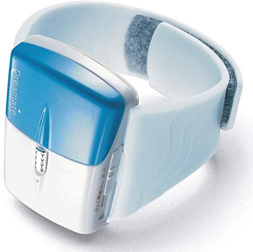 BDFA Elettronica Snore Stopper Anti-russare Braccialetto Smart Device aiuti Snore Stopper Dispositivo ipnosi Anti-russamento Orologio per Donna Uomini