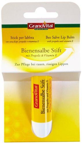 Bergland GranoVital Bienensalbestift, 4er Pack (4 x 5 ml)
