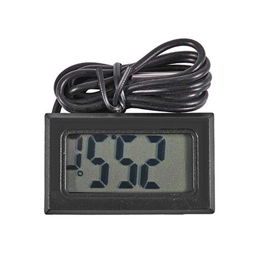 Creely Termometro Digital de Nevera congelador refrigerador Temperatura -50~110 Grados Celsius