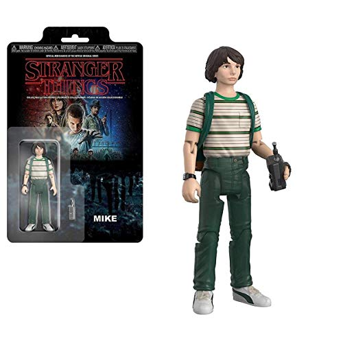 Action Figure: Stanger Things: Mike