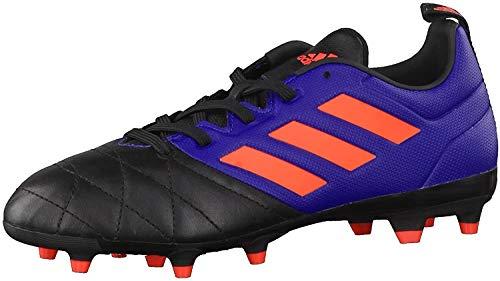adidas Damen ACE 17.3 FG Fußballschuhe, Blau (Mystery Ink/Easy Coral/Black Black), 36 2/3 EU