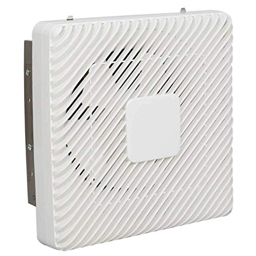 ZSQAW Ventilation Fan - Shutter Exhaust Fan for Garage Shed Pole Barn Hydroponic Effective Ventilation for Quick Removal of Humidity and Odors