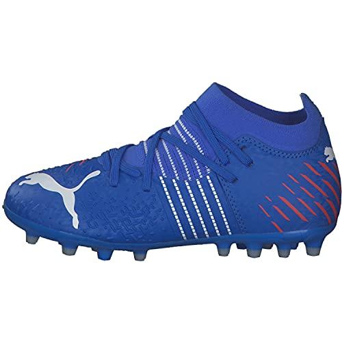 PUMA FUTURE Z 3.2 MG JR, Zapatos de Fútbol Unisex-Niños, Azul (Bluemazing), 32 EU
