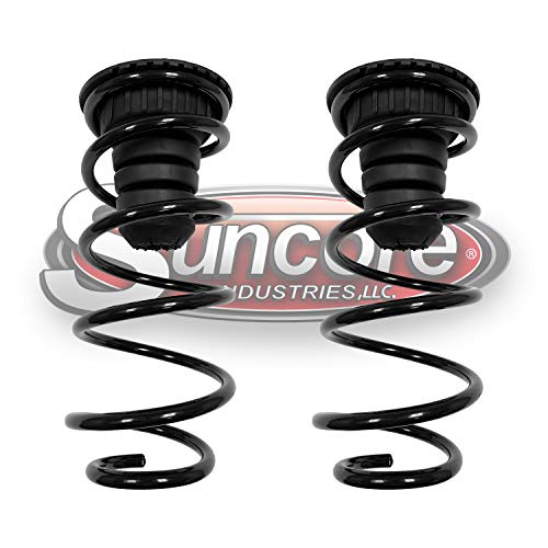 Rear Air Ride Suspension to Coil Springs Conversion Kit Fits 2005-2007 Toyota Sequoia