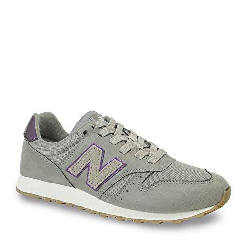 Tênis , New Balance, Feminino, Cinza WNF, 36