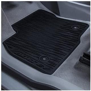 2017 Chevrolet Bolt Premium All Weather Floor Mats