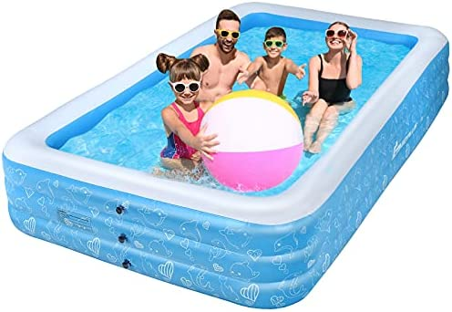 Top 10 Best goplus inflatable hot tub Reviews