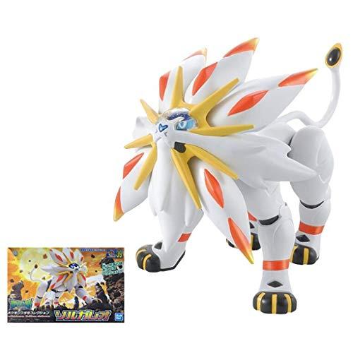 "C S Solgaleo Figur aus Manga Anime ""Pokémon"" Exquisite Landschaft Dekoration Spielzeug"