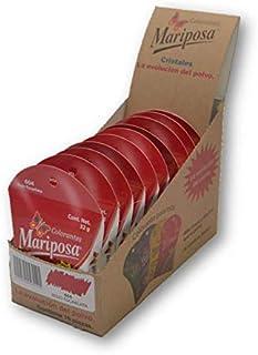 Colorantes Mariposa Rojo Escarlata 604 Colectiva 10 piezas