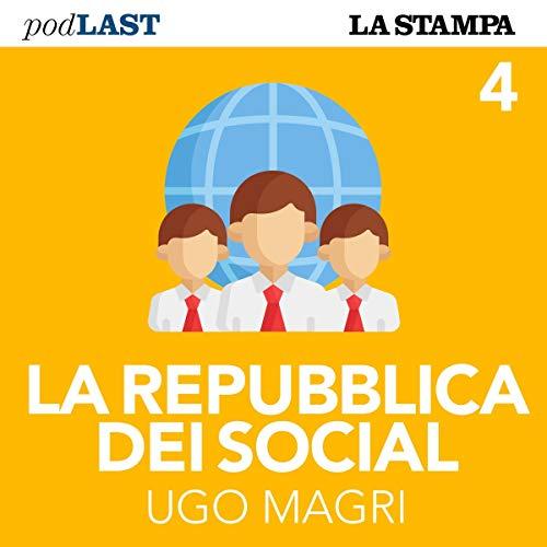 La carica dei dilettanti (La Repubblica dei Social 4) copertina