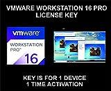 Vmware Workstation Pro 16 License Key, Genuine, 1 Device, 1 Time Activation