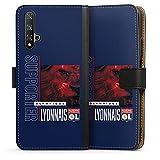 DeinDesign Étui Compatible avec Huawei Honor 20 Étui Folio Étui magnétique Produit sous Licence...