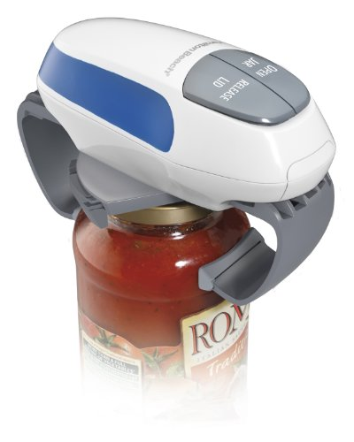 Hamilton Beach Open Ease Automatic Jar Opener | Amazon.com