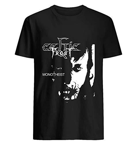 Men's/Herren Tops Celtic Frost Colour18 Poster Tee|T-Shirt Kurzarm Short Sleeves Fashion Mode Tee