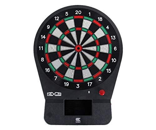 Target Nexus Online Electronic Dartboard - Global Online Multiplayer Dartboard for Commercial or Home Game Room Use