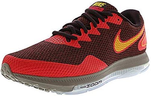 Nike Men& 039;s Zoom All Out Low 2, Port Wine Laser Orange, 10 M US