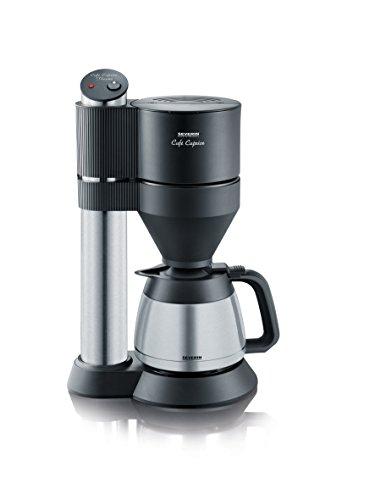 Kaffeeautomat »Café Caprice Thermoline«, ca. 1400 W,bis 8 Tassen, Schwenkfilter 1 x 4, Vapotronik-Brühsystem, automatische Abschaltung