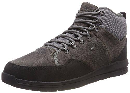 Boxfresh Herren BERTHAR Chukka Boots, Grau (Modern Dark Grey Mdrn Dk Gry), 43 EU